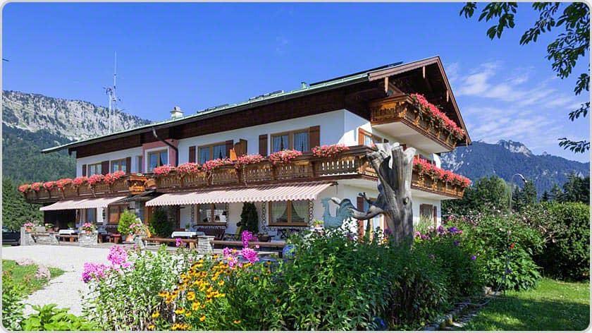 Gästehaus Marchler Marchlerweg 10, 83483 Bischofswiesen