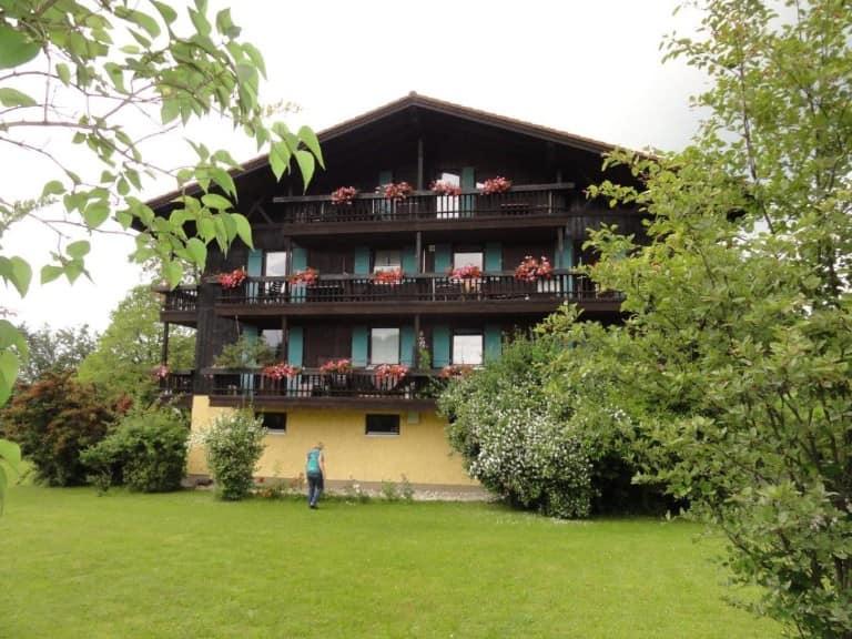 Haushüter-Service im Chiemgau